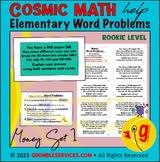 Money - Math Help - 40 printable Elementary Montessori Wor