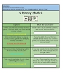 Money Math Hyperdoc