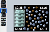 Money Math Mix - Coins and Dollars in Keynote - Apple App