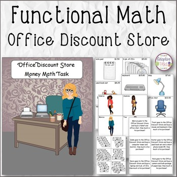 FUNCTIONAL MATH Office Discount Store