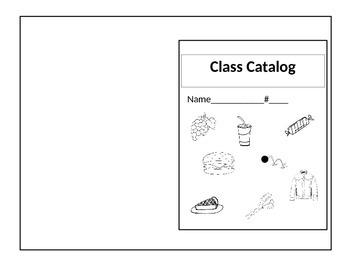 Money Math Practice: Class Catalog