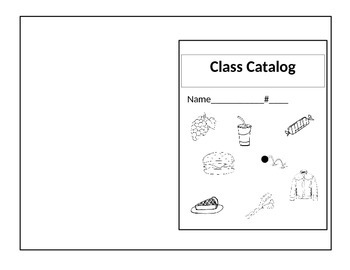 Money Math Practice: Class Catalog
