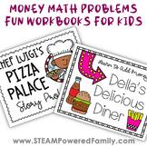 Money Math Restaurant Challenges