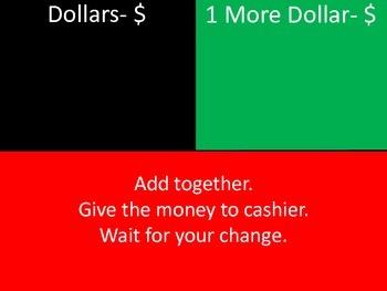 Money Math Skills- 1 More Method