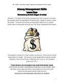 Money & Math Skills Unit (Elementary School)