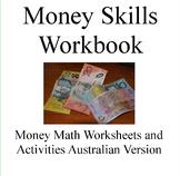Money Math Skills Workbook -Australian version