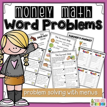 Money Math Word Problems