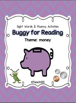 Money Literacy and Math Center Games