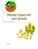 Money Math for 2nd Grade