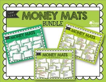 Money Mats Bundle {All 3 Levels}