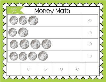 Money Mats {Level 1}