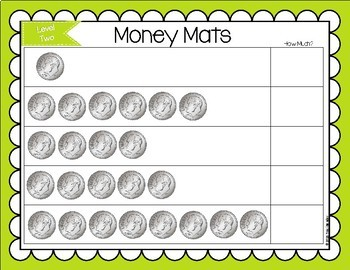 Money Mats {Level 2}