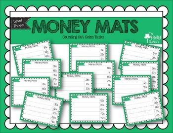 Money Mats {Level 3}