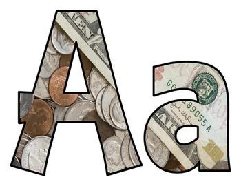 Money Matters BB letters