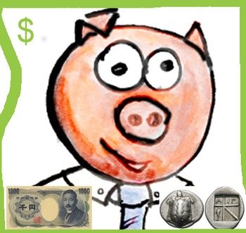 Money Matters | Financial terms, habits, and lessons for young. Ages 11-14