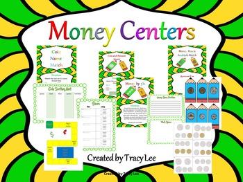 Guided Math Money Mega Pack