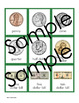 Money Memory Game - U.S. Money Theme Activity