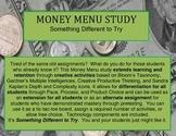 Money Menu Study