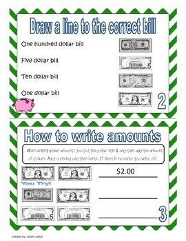 Money Mini-Book