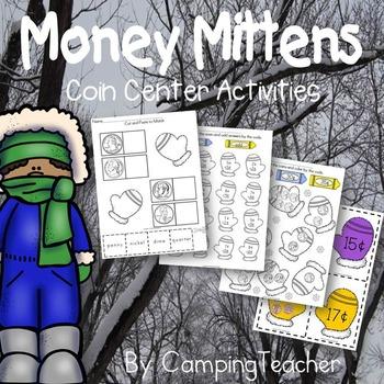 Money Mittens Coin Center Activity