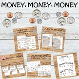 Money a Bundle for Counting Coins