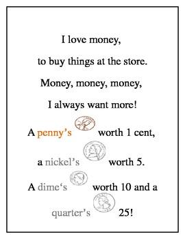 Money, Money, Money, I Always Want More!