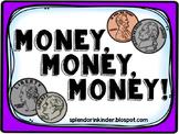 Money, Money, Money! (Identifying coins)