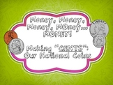 "Money, Money, Money, MOney...MONEY! Making ""Cents"" of Our National Coins"