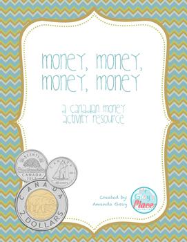 Money, Money, Money, Money - A Canadian Money Resource
