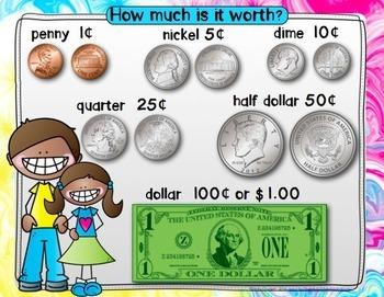 Money, Money, Money-QR code Fun Riddles and More