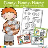 Math Money QR code Riddles and More
