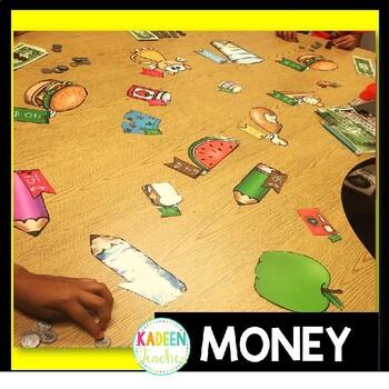 Money: Money Shopping Game