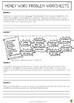 Money Multi-step Word Problems Worksheet - 4th Grade Measurement (4.MD.2)