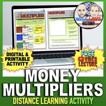 Money Multipliers Activity