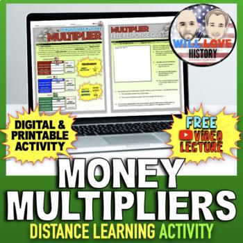 Money Multipliers Activity