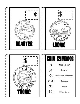 Money - My Coin Book (Canadian Version)