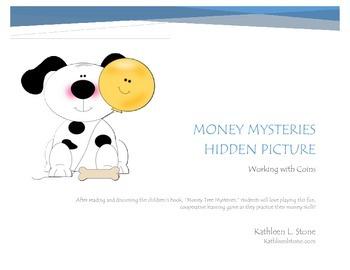 Money Mysteries Hidden Picture