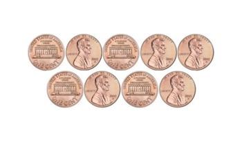 Money Picture Cards - Calendar or Center