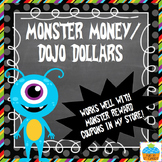 Classroom Money {Dojo Dollars} for Classroom Economy