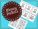 Money Pockets / Money Interactive Notebook Piece / Center