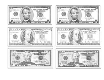 Money pockets money interactive notebook by teaching with faith and joy teachers pay teachers - Facily pay oney ...
