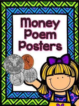 Money Poem Poster