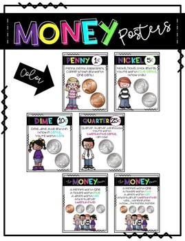 Money Poem Posters