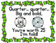 Money Poem Posters with Coin Heads [Small]