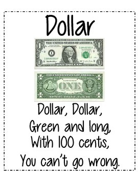 Money Poems Posters