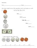 Money Post-test