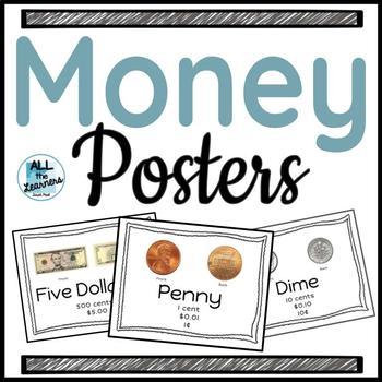 Money Posters