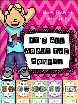 Money Posters (Chevron)