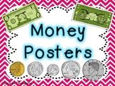 Money Posters {Stripes & Chevron}