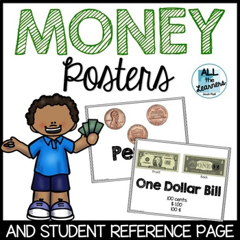 Money Posters & Student Page